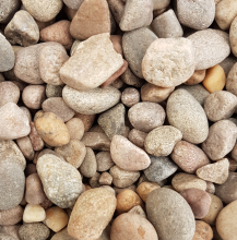 Beach Pebbles 14mm
