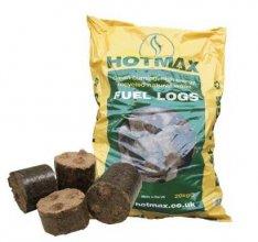 hot max heat logs