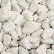 White Pebbles 20-40mm Dry