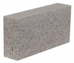 Concrete block dense