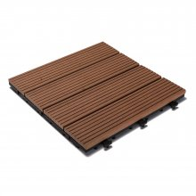Composite Wood Deck Tile Light