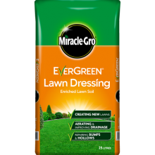 evergreen lawn dressing