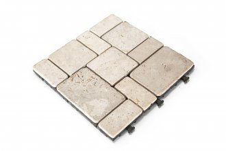 Natural Travertine Decking Tile