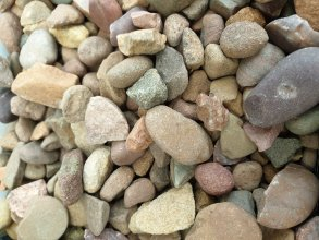 washed gravel